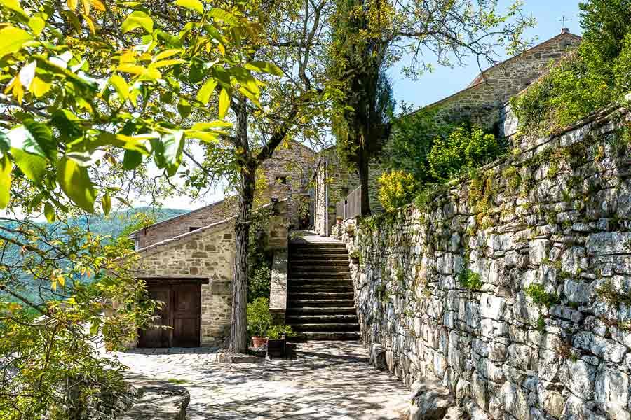 монастырь Монтеказале