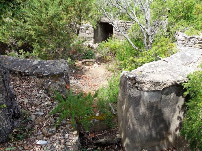 подземное укрытие