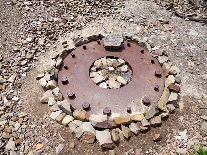 импровизированный памятник