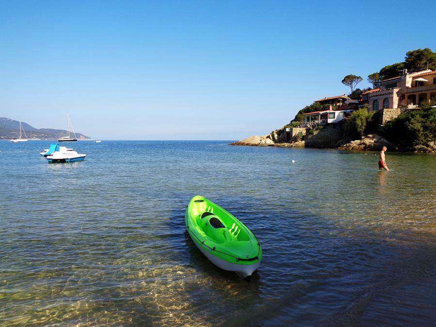 июль в италии - развлечения на воде