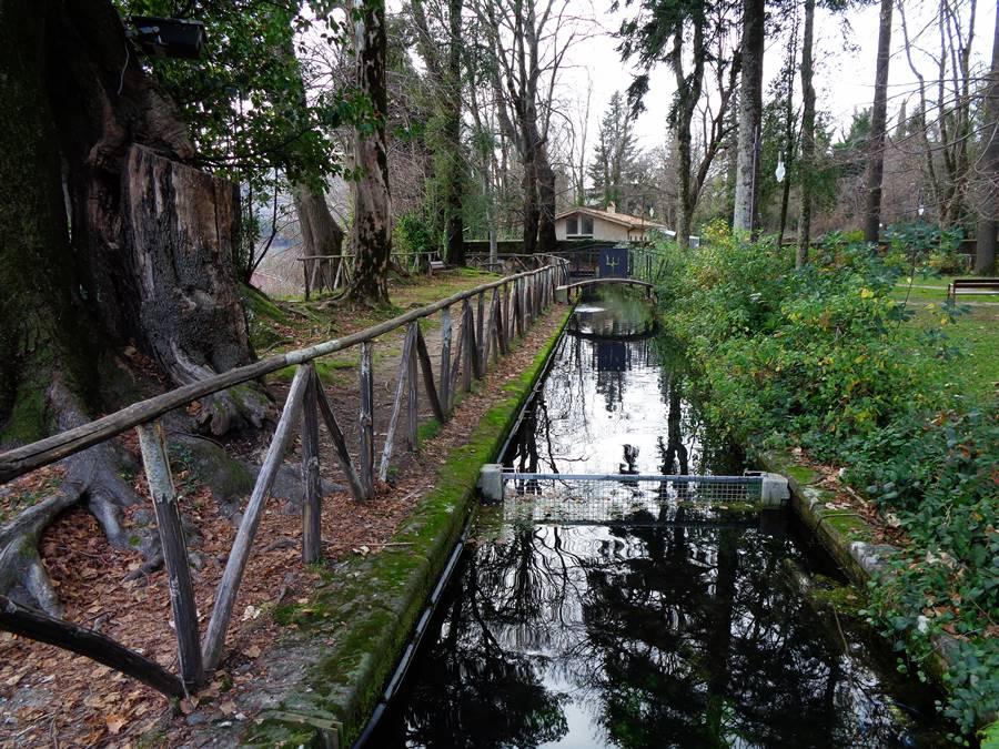Санта Фьера - парк