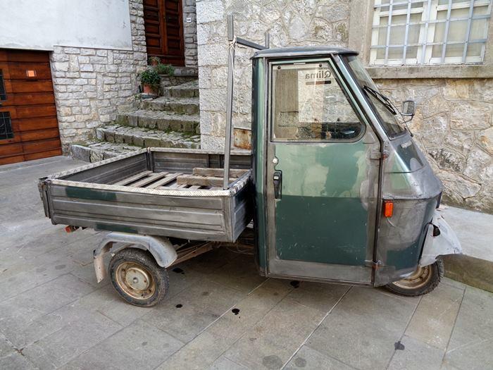 минигрузовик