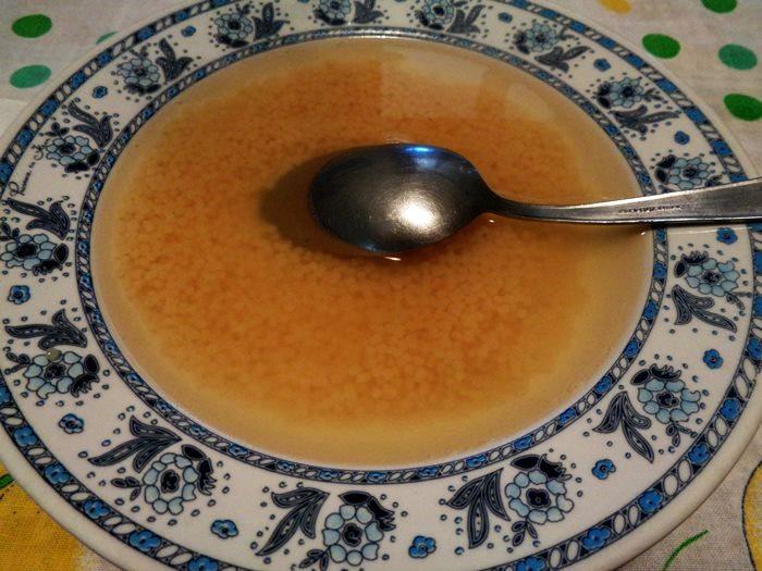 больничный суп