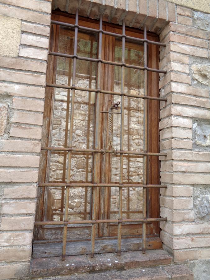 Кампилья д'Орча - окно