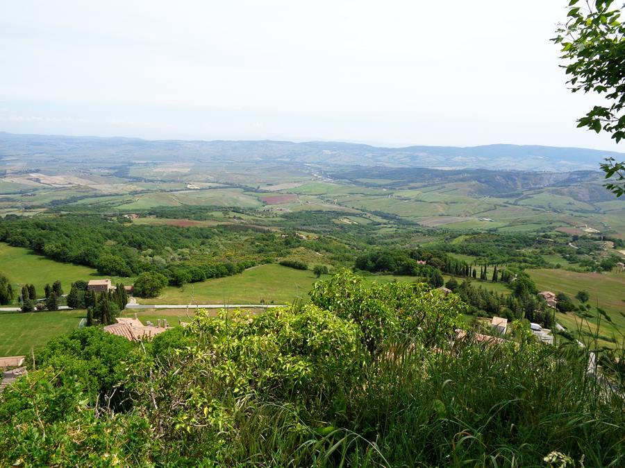 Кампилья д'Орча - вид на долину