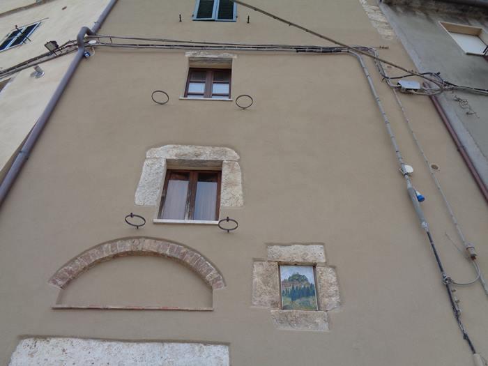 Кампилья д'Орча - фальшивое окно