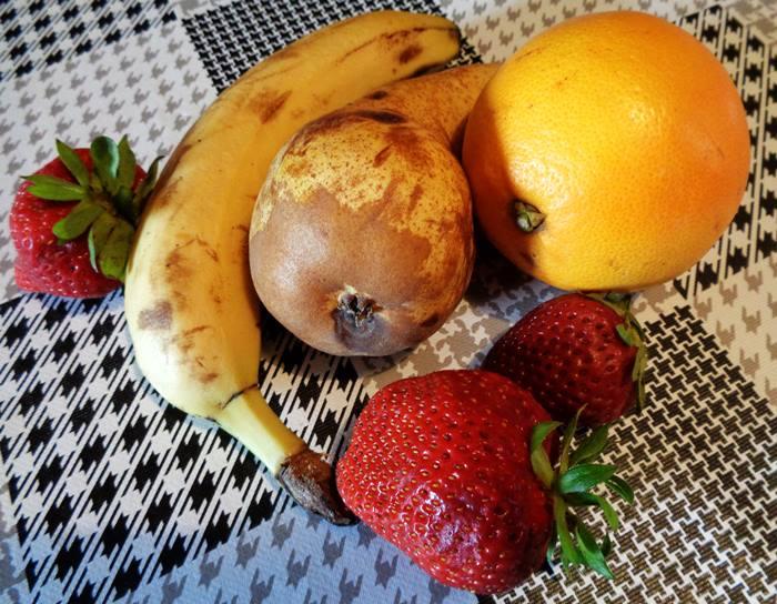 фруктовый десет - фрукты
