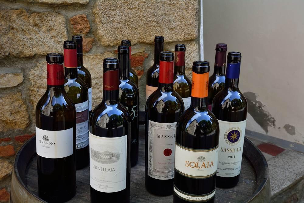 Болгери - вино