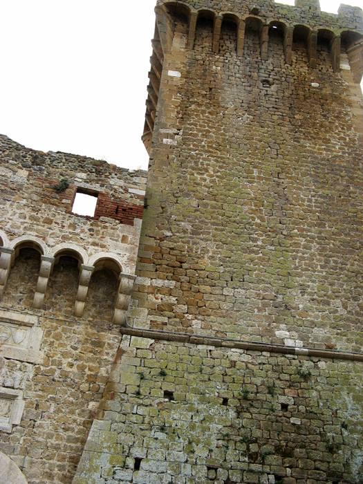 средневековый хамок - башня
