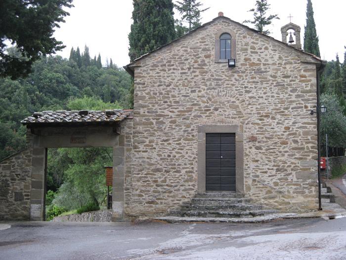 монастыри в Италии - церковь