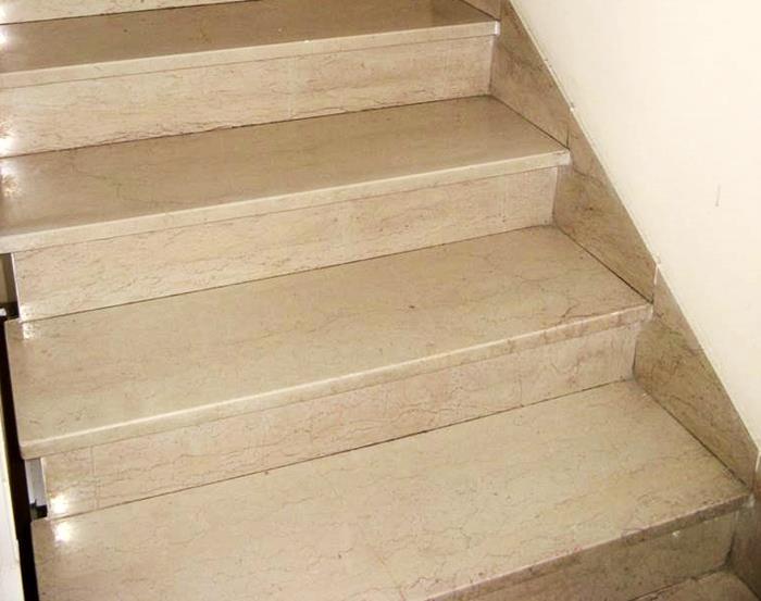 итальянский подъезд - лестница
