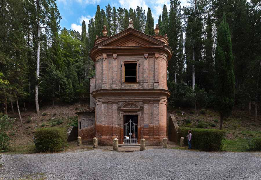 аббатство монте оливито - капелла