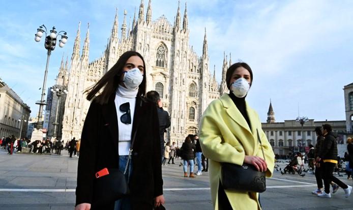 коронавирус в Италии сегодня