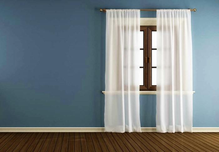 шторы в квартире