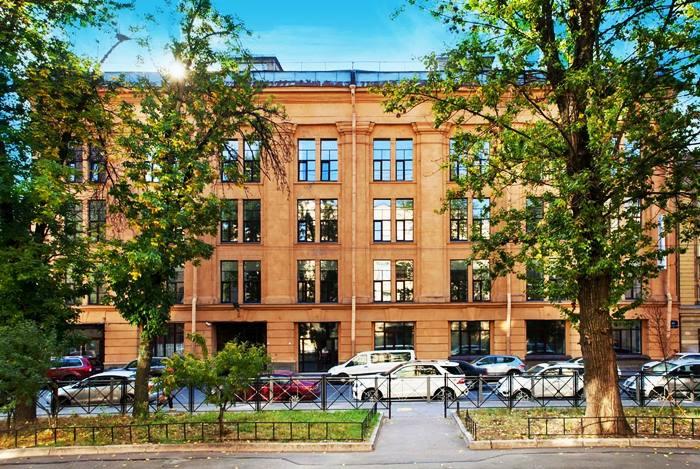 бизнес-центр Троицкий в северной столице