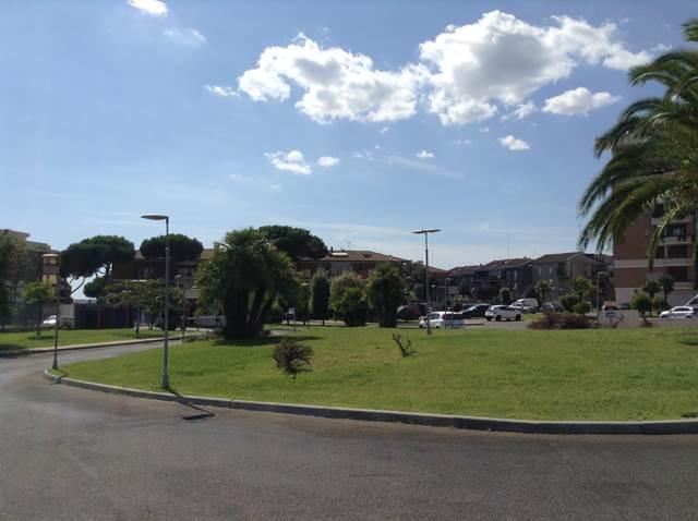 Просто солнечный день в римском районе