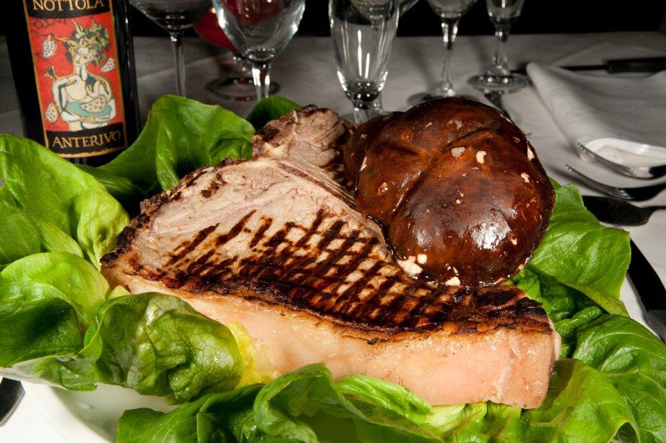 Без мяса в Тоскане не едят!