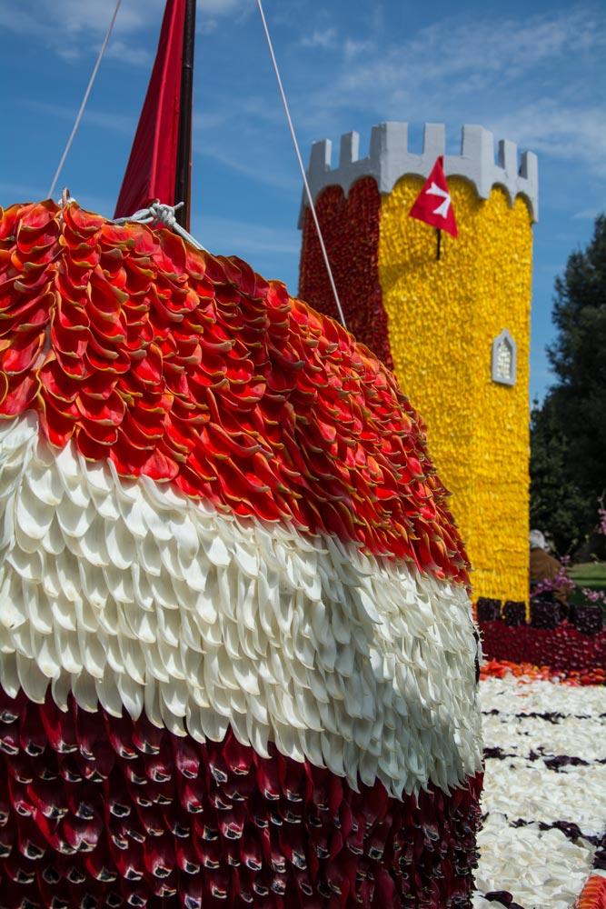 Кастильоне дель Лаго - праздник тюльпанов