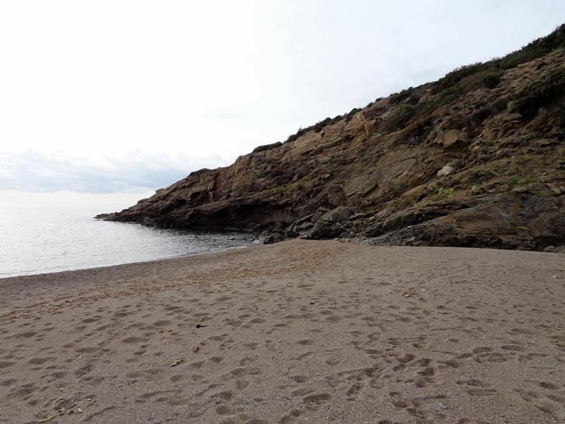 правая часть пляжа Ремаёло