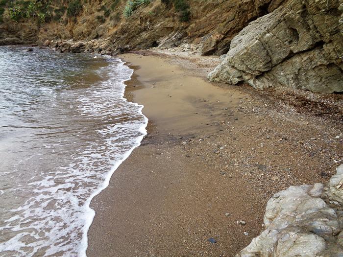 кусочек правого пляжа - Иннамората