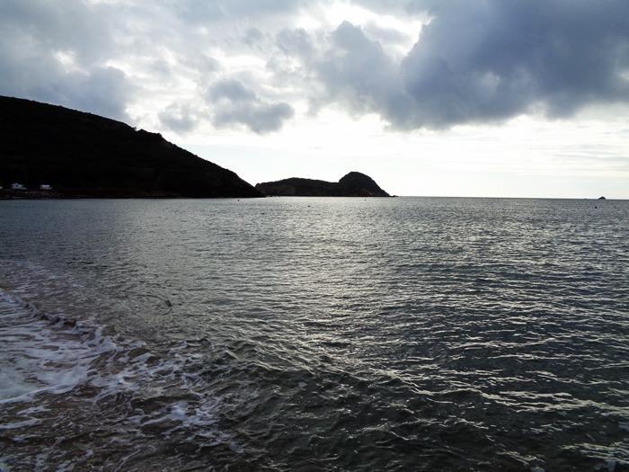 островки в районе пляжа Иннамората