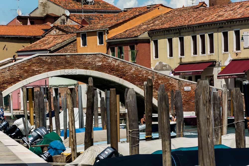 жилые дома в Мурано