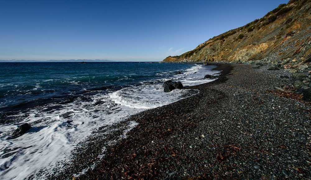 Пляж Джардино на острове Эльба