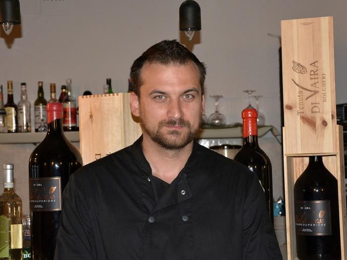 Итальянский шеф-повар Никола, Ареццо