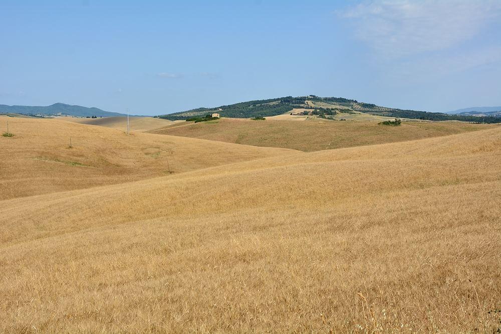 Просторы Тосканы