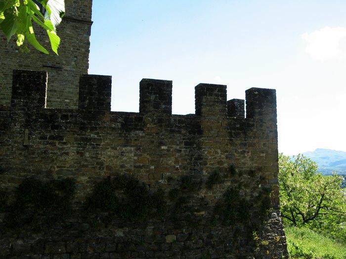 свадьба в Италии в замке