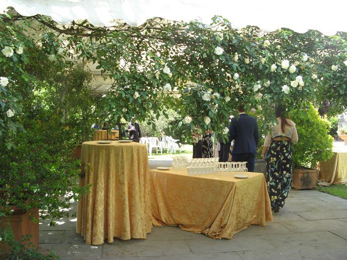 итальянская свадьба - перед обедом