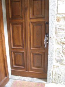 дверь в Рокка Ричарда