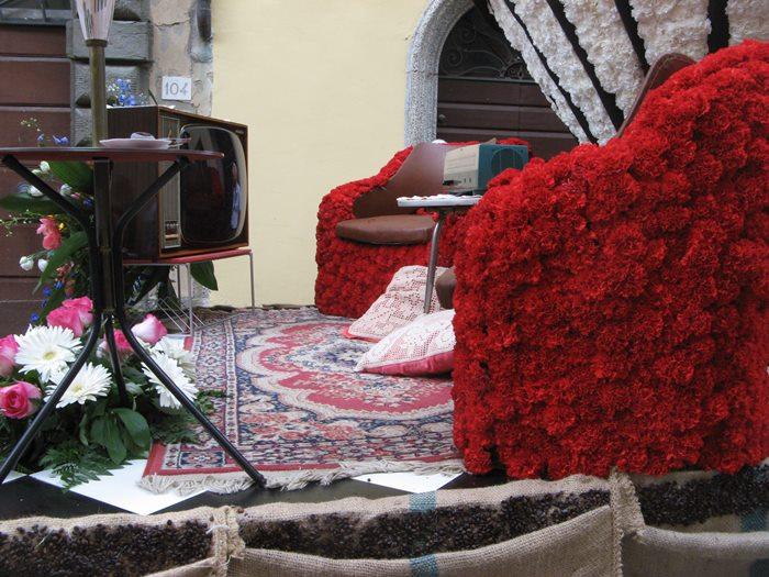 Маджолата - итальянский интерьер из прошлого века