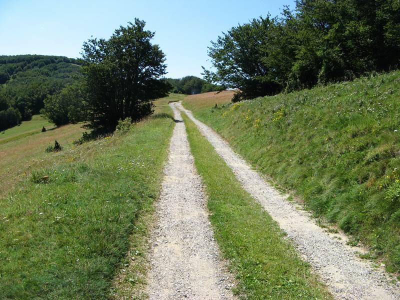 дорога в Казентино, Тоскана