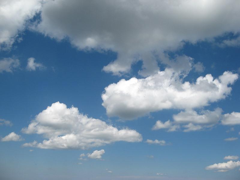 тосканаское небо