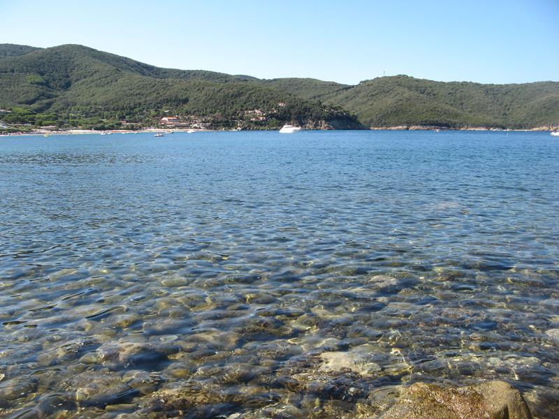 море в бархатный сезон