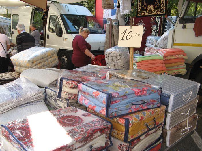 вещевой рынок - товары для дома