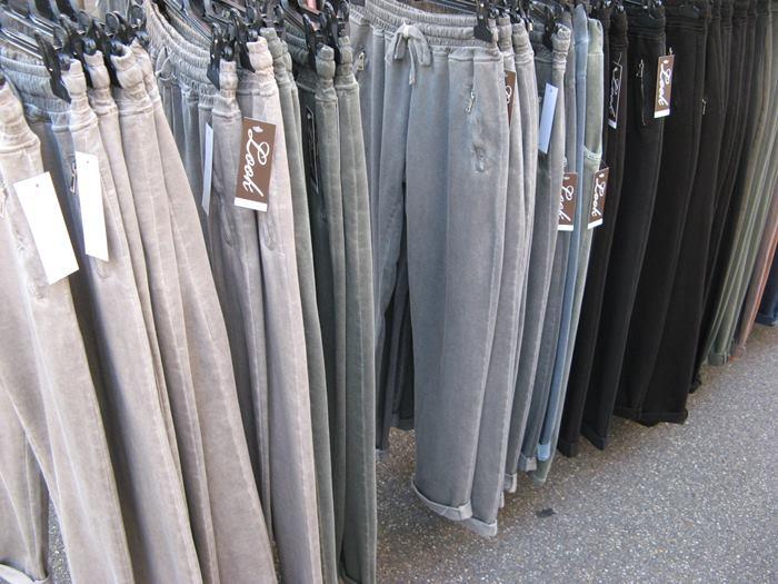 вещевой рынок - спортивные брюки