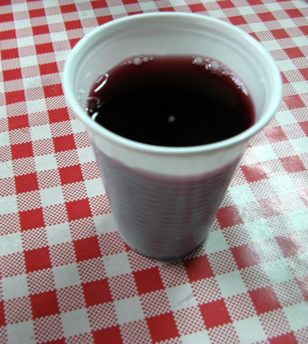 канаёло, почти вино
