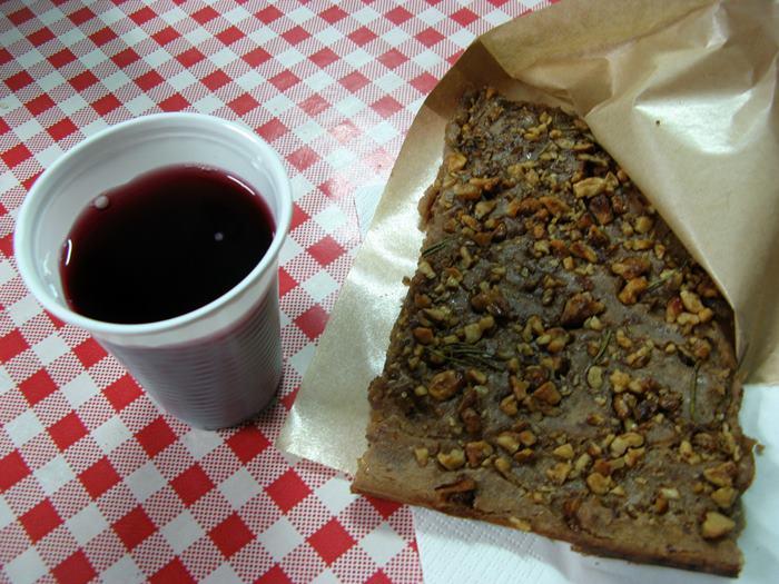десерт из каштанов - бальдино