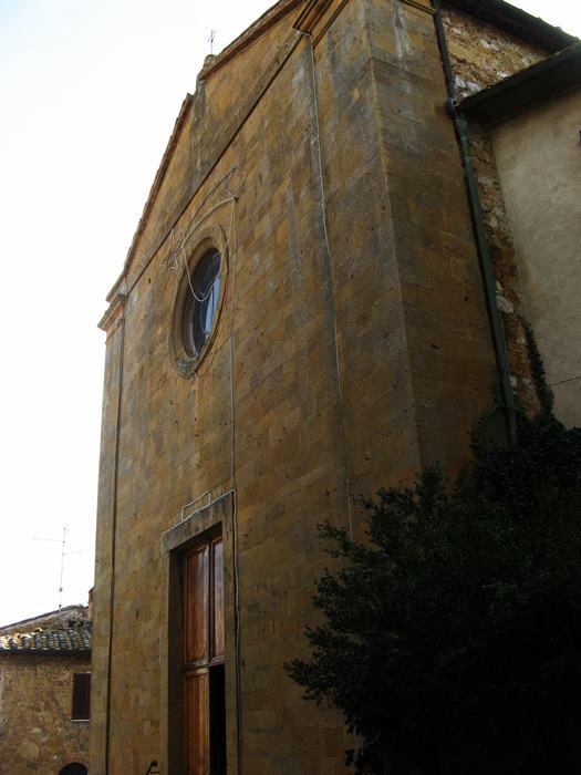 церковь в Петройо