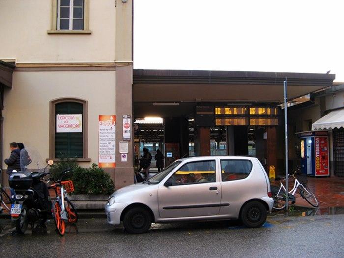 ж/д станция Рифреди во Флоренции