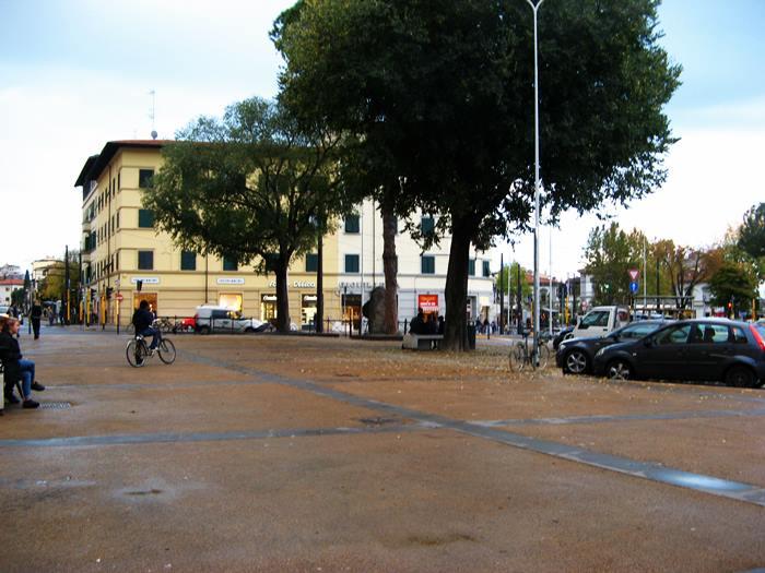 площадь Далмация фо Флоренции