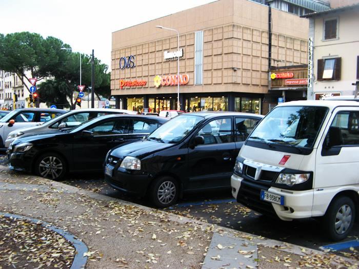 Флоренция - торговый центр