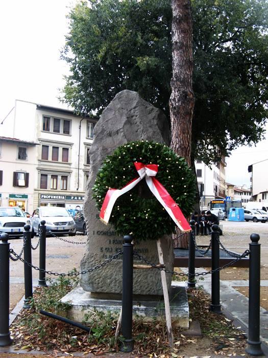 памятник во Флоренции Рифреди