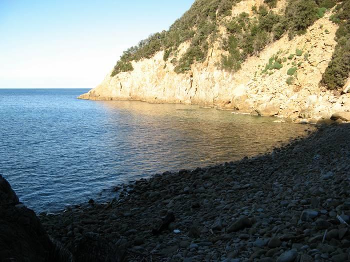 пляж Рипа Барата