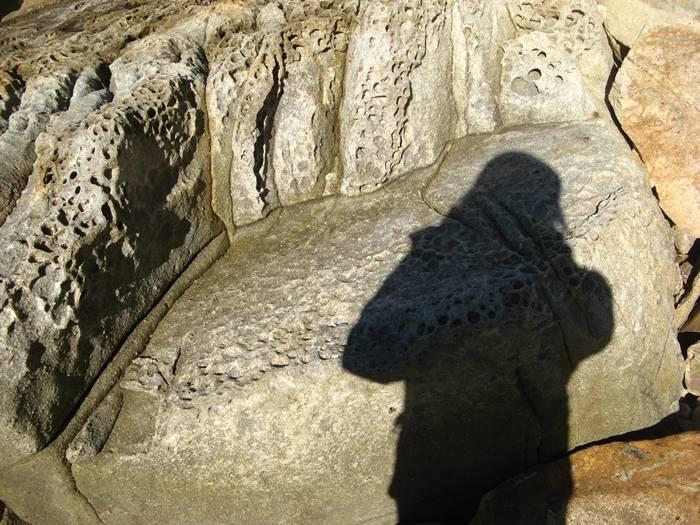 Рипа Барата: каменное кресло