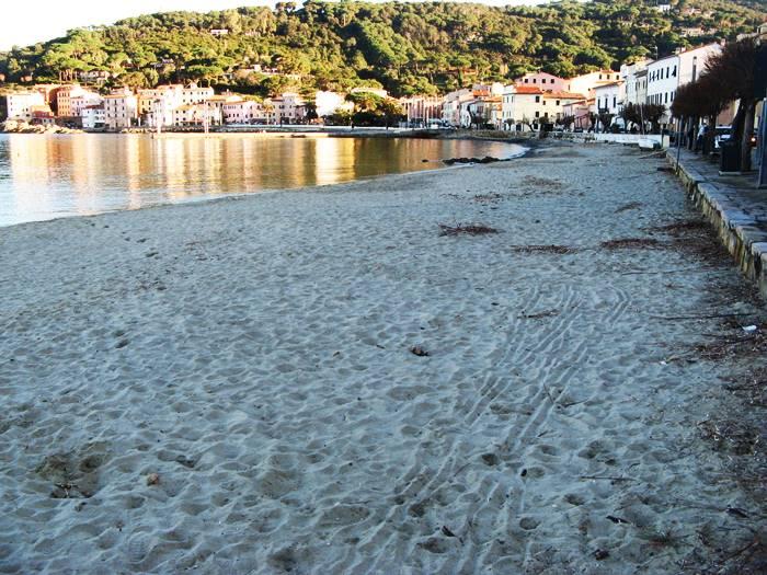 пляж - место для прогулки