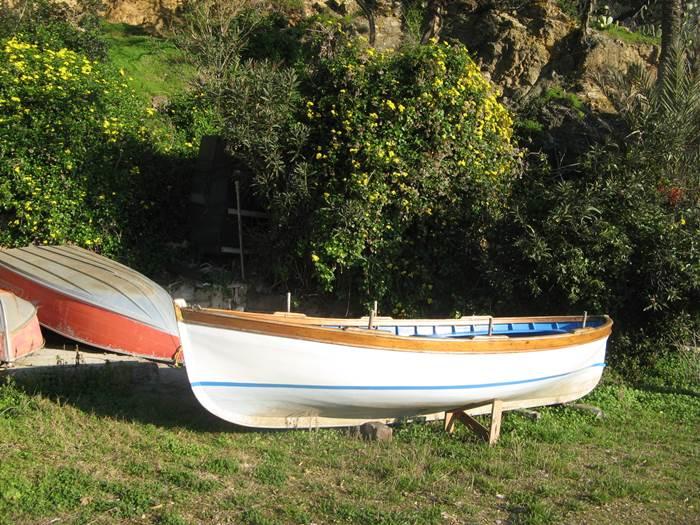 лодки в Магадзини
