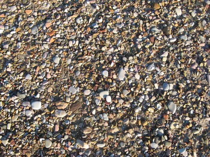 на пляже Оттоне